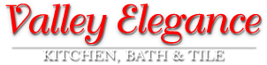 Valley Elegance Kitchen and Bath Retina Logo